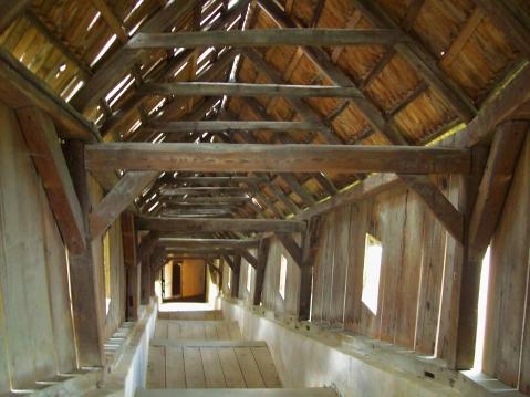 acces biserica fortificata Biertan