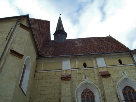 Biserica Fortificata Biertan Romania