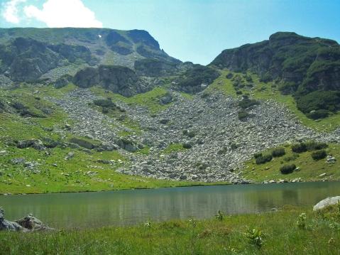 lac glaciar