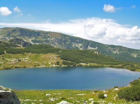 Lacul Câlcescu.