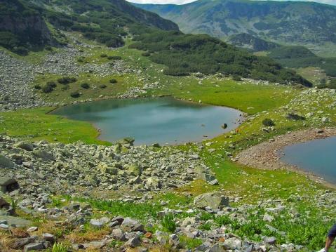 lacuri glaciare România