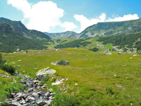 platoul munţilor Parâng