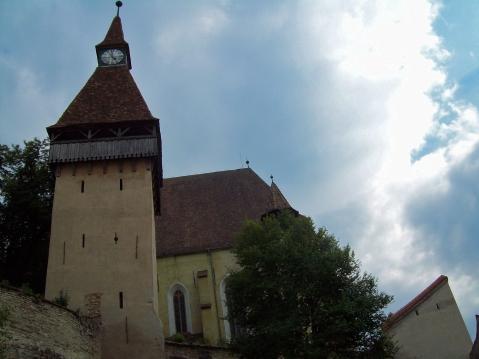 Romania 2013 - Biserica Fortificata din Biertan