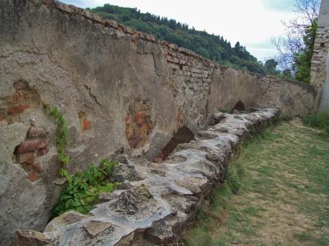 zidul bisercii fortificate Biertan
